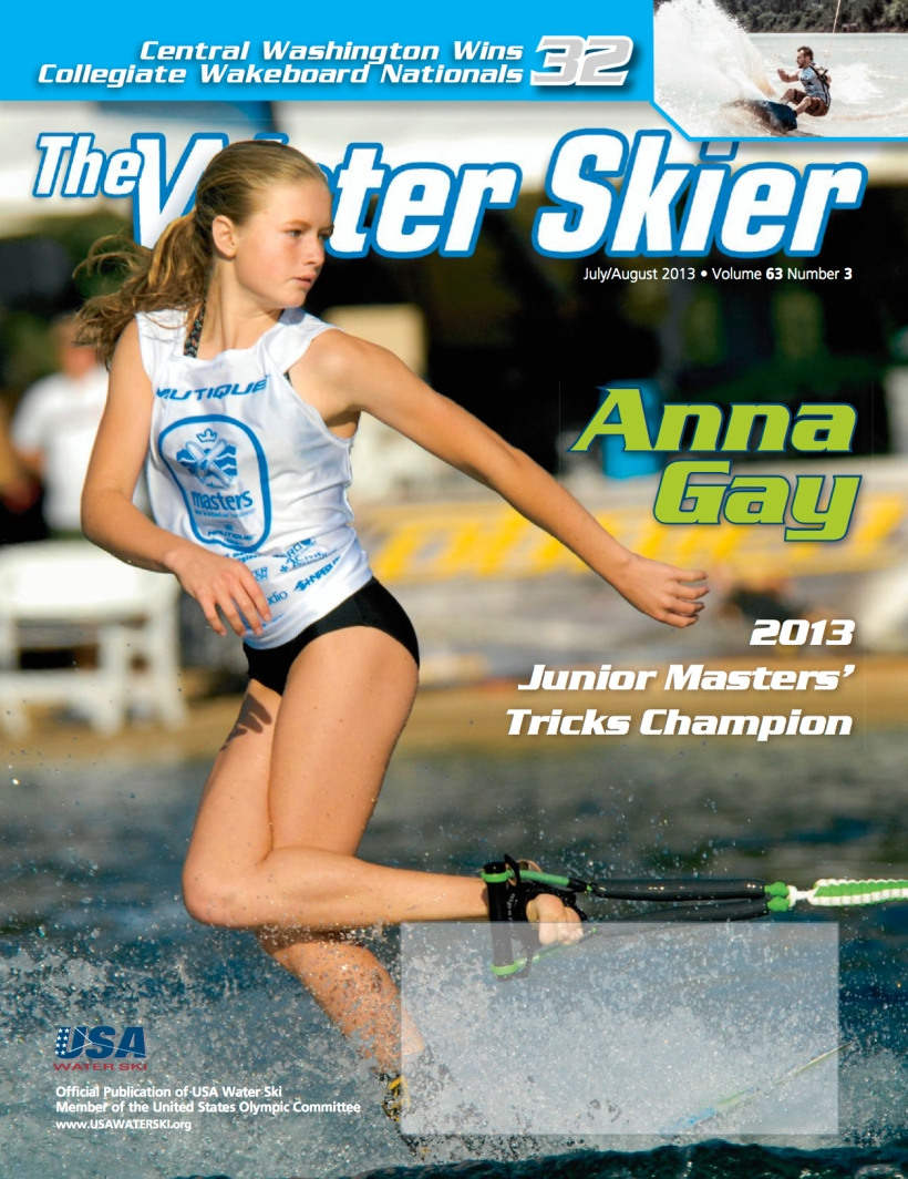 CWU-The Water Skier Magazine