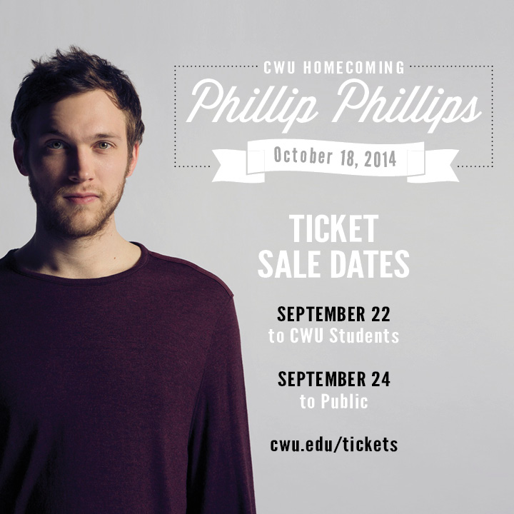 Phillip Phillips Square Promo