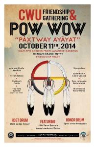 Pow Wow Poster